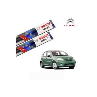Kit Palheta Citroen C3 2003 a 2012 Bosch Par