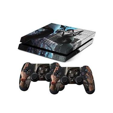 Skin PS4 Fat Watch Dogs 2 A