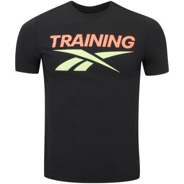 Camiseta Reebok Training Tee - Masculina Reebok Masculino