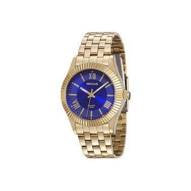 36857bb0b5a Relógio de Pulso Feminino Seculus Americanas