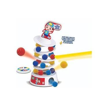 Imagem de Jogo Avalanche Luccas Neto Brinquedo Infantil Estrategia