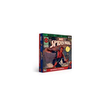 Imagem de Quebra-Cabeça - 500 Peças - Disney - Marvel - Spider-Man - Toyster