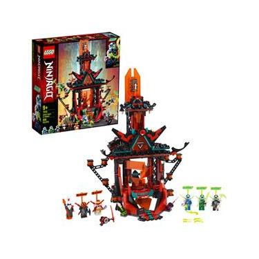 LEGO Ninjago - Império Templo da Loucura 71712 - 810 Peças