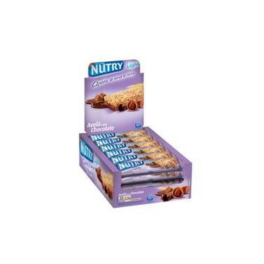 Nutry Barra De Cereal Avela Chocolate C/24