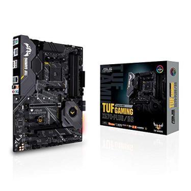 Placa-Mãe Asus TUF Gaming X570-PLUS/AMD/AM4/ATX/DDR4