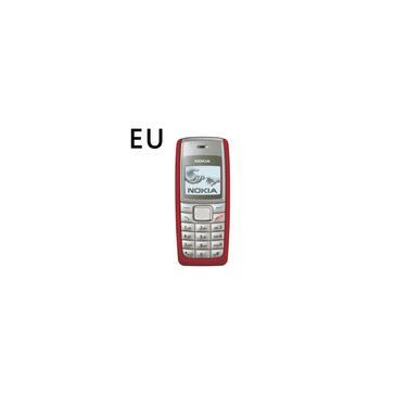 Backup Idoso Red Mobile Phone Habitação Desbloqueado celular para Nokia 1110