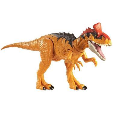 Figura Jurassic World Ruge e Ataca Cryolophosaurus - Mattel