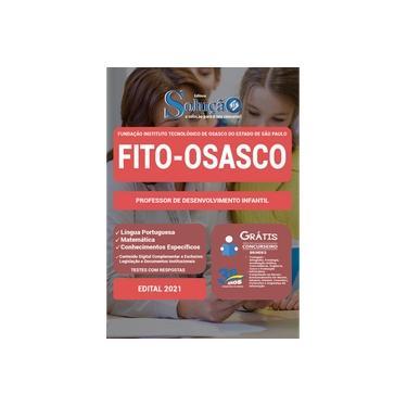 Imagem de Apostila FITO Osasco SP - Professor Desenvolvimento Infantil