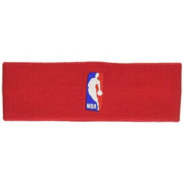 Testeira NBA Headband Drifit Nike Vermelha