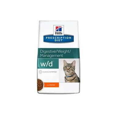 Ração Hills Feline Prescription Diet W/D - 1,81kg