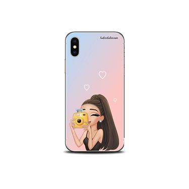 Capa Case Capinha Personalizada Princesas iPhone 8 PLUS - Cód. 1322-A009