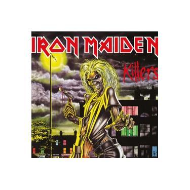 Cd Iron Maiden - Killers (remastered) (1981) - Digipack - Original Lacrado