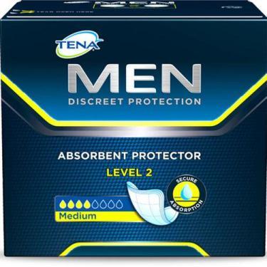 Absorvente Tena Men Discreet Level 2 - 10 unidades