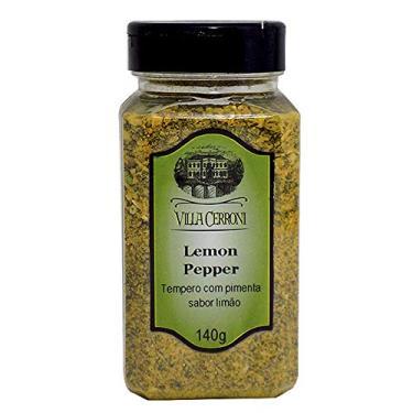 Lemon Pepper - Villa Cerroni - 140 g
