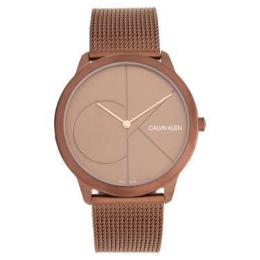 4f113520604 Relógio Calvin Klein K3M11TFK Cobre Calvin Klein K3M11TFK masculino