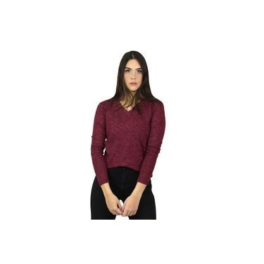 Imagem de Blusa De Frio Feminina Malha Grossa Inverno Esta na Moda