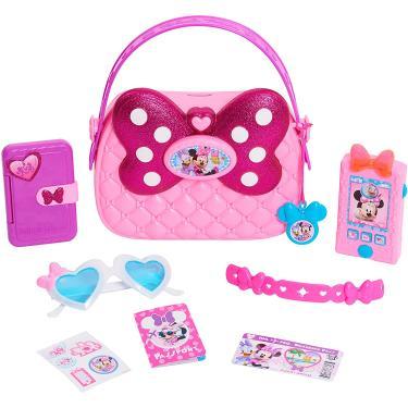 Imagem de Conjunto de sacos de ajudantes felizes de Minnie