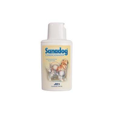 Condicionador Sanadog Mundo Animal 240ml