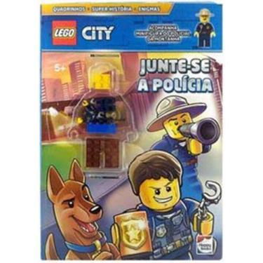 Imagem de Lego City -  Junte-Se A Policia - Happy Books