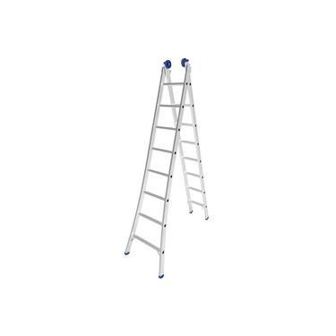 Imagem de Escada de Alumínio Mor Extensiva, 16 Degraus - 5204