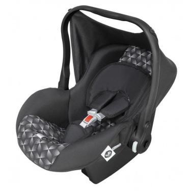 Bebê Conforto Nino - Tutti Baby Preto New