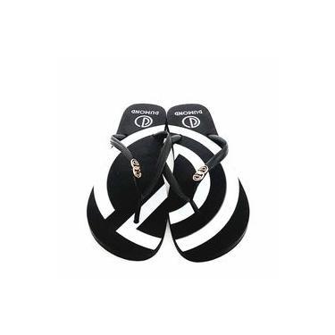 Chinelo Feminino Dumond Injetado Monograma Logo 4113279