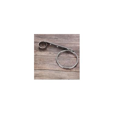 Imagem de Suporte para secador de cabelo de aço inoxidável 304 Suporte para secador de cabelo Suporte para secador de cabelo Suporte para cabeleireiro Suporte p