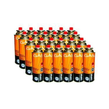Imagem de Cartucho De Gas Campgas 227Gr Caixa Com 24 Unidades - Nautika
