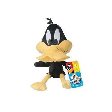 Imagem de Pelúcia Brinquedo Boneco Patolino 26 Cm Looney Tunes
