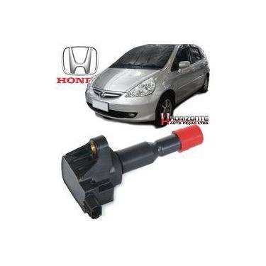 Bobina de Ignição Honda Fit 1.4 8V 2003 à 2008 Traseira - CM11108