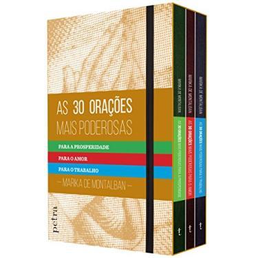 As 30 Orações Mais Poderosas - Caixa - Marika De Montalban - 9788582780879