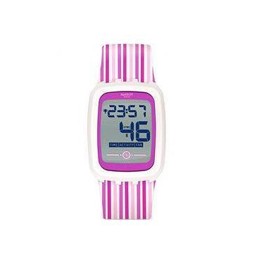 25a9e881234 Relógio Swatch - Touch Zero Two - SVQW100