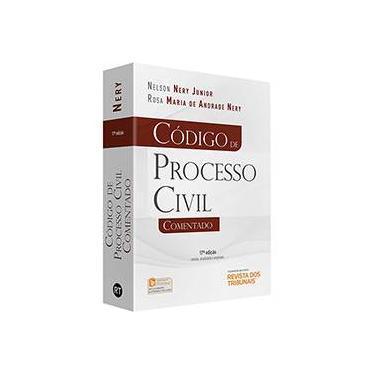 Código de Processo Civil Comentado - Nelson Nery Junior - 9788554947323