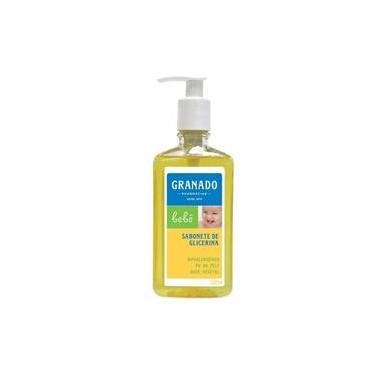Granado Bebê Glicerina Sabonete Líquido 250ml