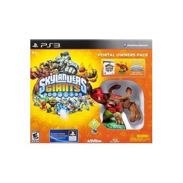 Skylanders Giants Portal Owners Pack PS3