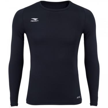 Camisa de Compressão Manga Longa com Proteção Solar UV Penalty Matís - Masculina Penalty Masculino