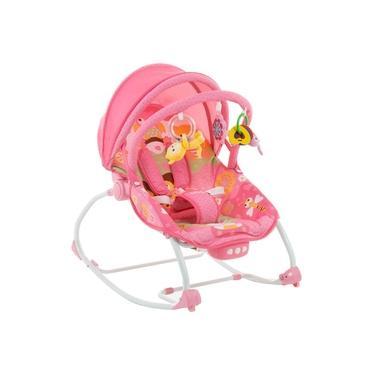 Cadeira de Descanso Bouncer Sunshine Baby Pink Garden - Safety 1st