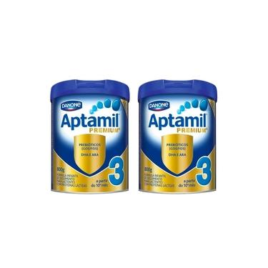 Kit Aptamil Premium 3 - 800g 2 Unid.