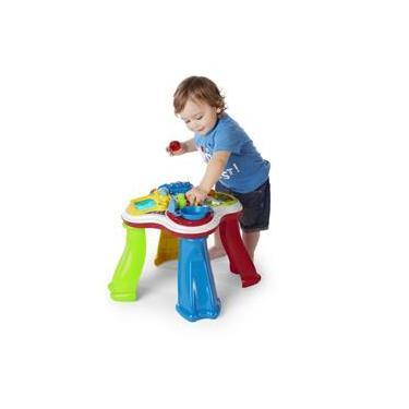 Imagem de Brinquedo Mesa De Atividades Bilíngue Br/Usa Chicco