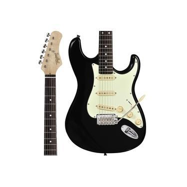 Imagem de Guitarra Stratocaster Tagima T635 Preta Escala Escura