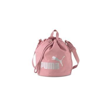 Bolsa Tiracolo Puma Core Up Small Bucket Rosa