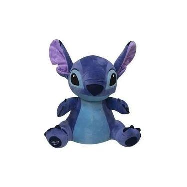 Imagem de Pelúcia Stitch Lilo E Stitch Com Som 30cm Multikids