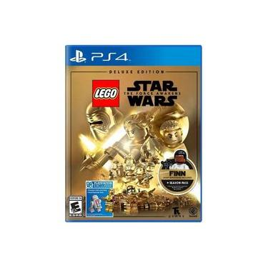 LEGO Star Wars: Force Awakens Deluxe Edition + LEGO Finn - Ps4