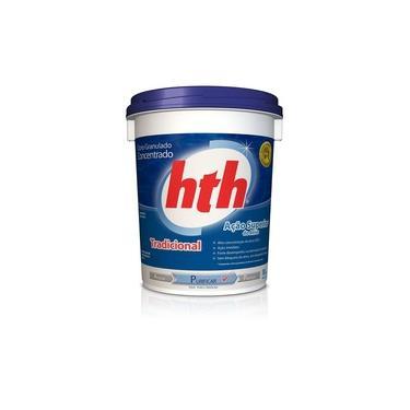 Imagem de Cloro hth 65% Concentrado Tradicional para Piscina 10kg