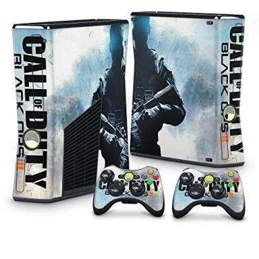 Skin Adesivo para Xbox 360 Slim - Call Of Duty Black Ops 2