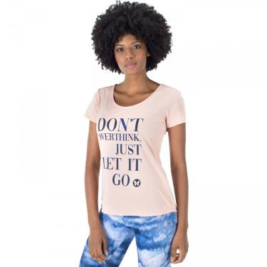 Camiseta Vestem Let It Go - Feminina Vestem Feminino