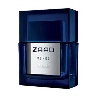 Imagem de Zaad Mondo Eau de Parfum da O Boticario | Perfumes premium de longa duração para homens | Fragrância masculina fresca e amadeirada (95 ml)