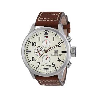 85431e1fefa Relógio Masculino Tommy Hilfiger 1790684 - A Prova D`Água   Pulseira em  Couro