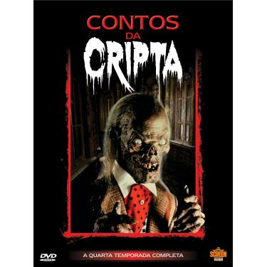 Contos da Cripta - A Quarta Temporada Completa (DVD)