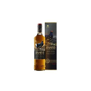 Whisky Escocês The Famous Grouse Smoky Black 750 ml